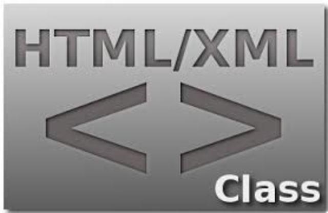 HTML/XML