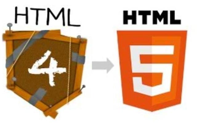 Diferencias entre HTML 4 y HTML 5