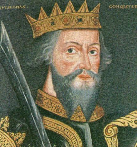 William The conqueror Conquered England