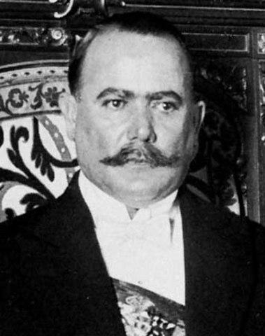 Inicio del gobierno de Alvaro Obregon
