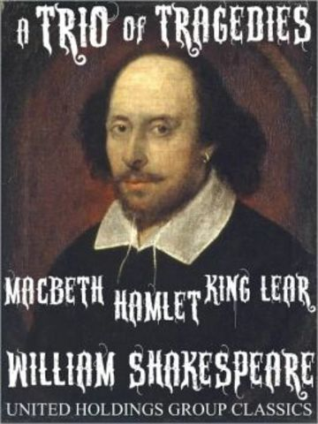 Shakespear writes King Lear and Mcbeth
