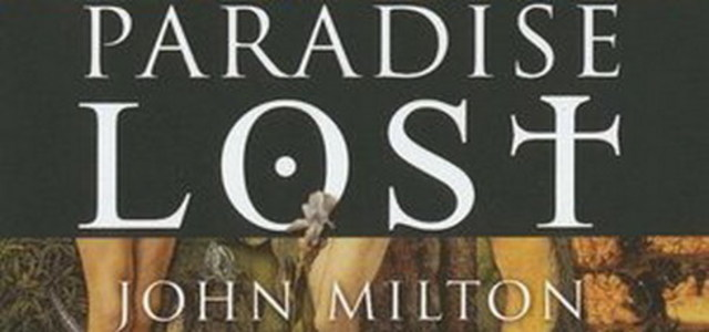 John Milton befins Paradise Lost