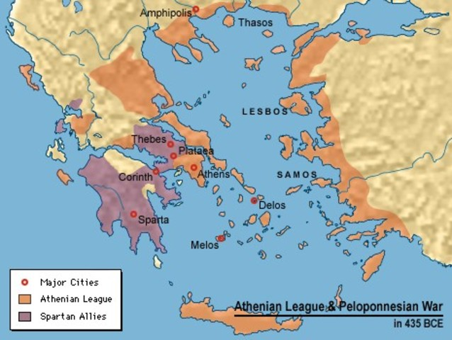 Rise of Sparta and Athens 700 BCE to 480 BCE