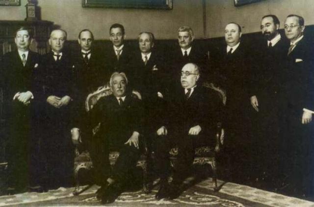 Pacte de Sant Sebastià ( Edgar Clotet)