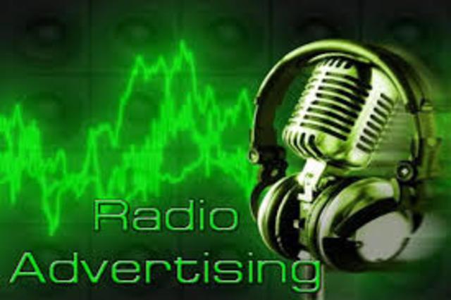 First Radio Ad