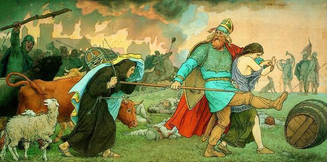 Vikingetidens start