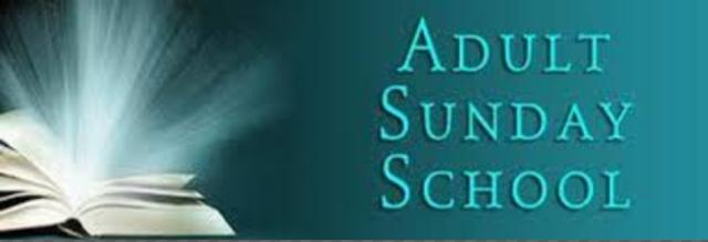 Sunday and Adult School Union