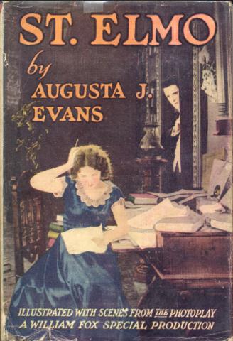 Domestic Novel: St. Elmo by Augusta Jane Evans Wilson