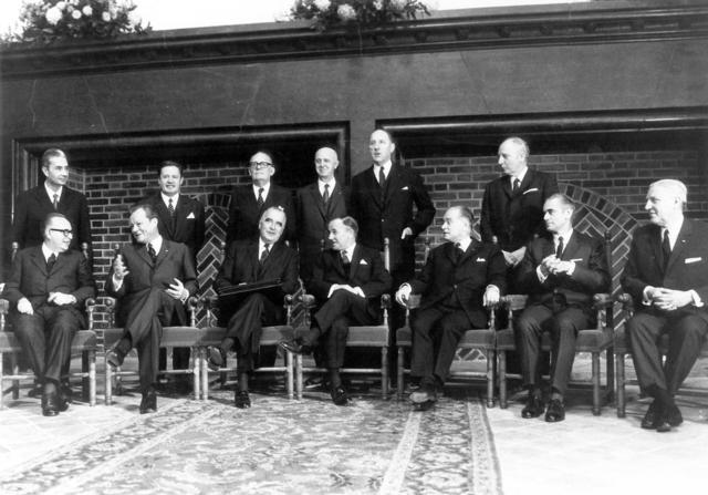 The Hague Summit