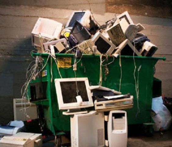 Despilfarro Informático