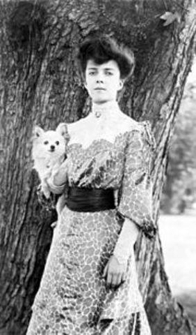 Alice Rooselvelt