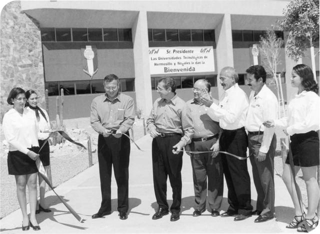 Inauguración UT Hermosillo