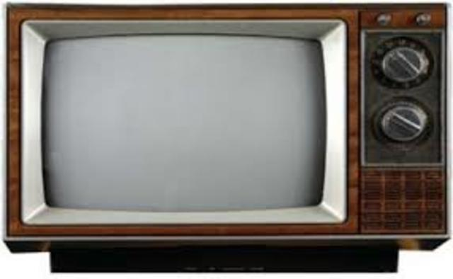 end of Golden Age and beggining of the television