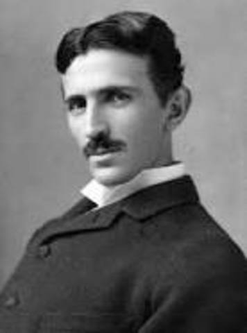 Nikola Teles started the attempt to invent radio