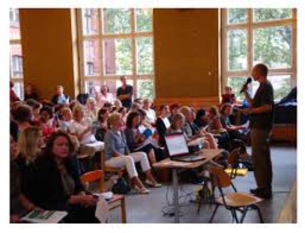 Assembly on literature for Adolescents