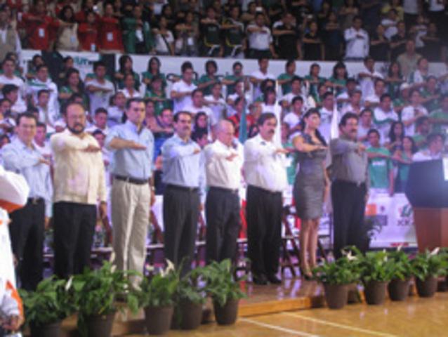 Sede XV ENDCUT Hermosillo 2011