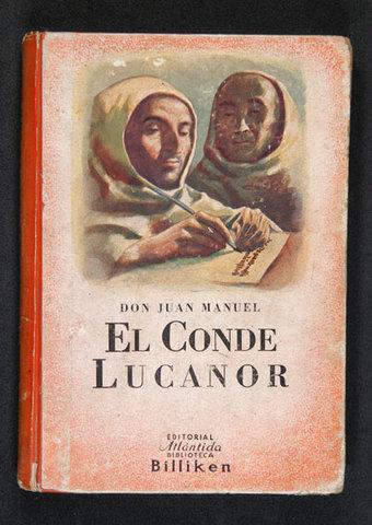 Don Juan Manuel. Conde Lucanor