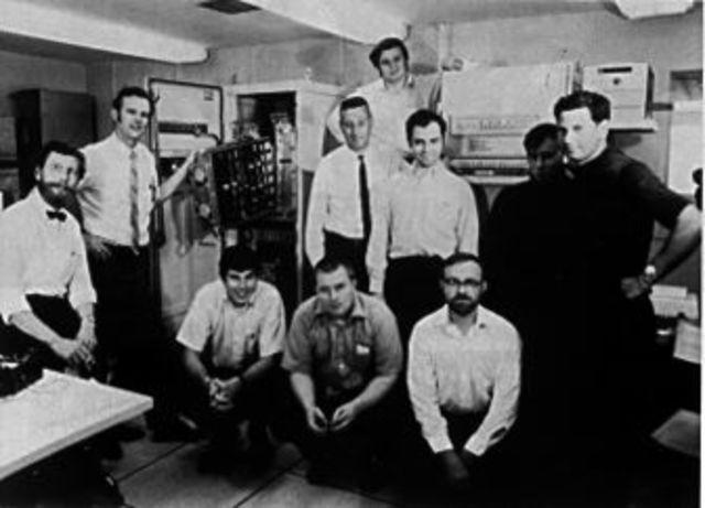 Creacion del plan ARPANET