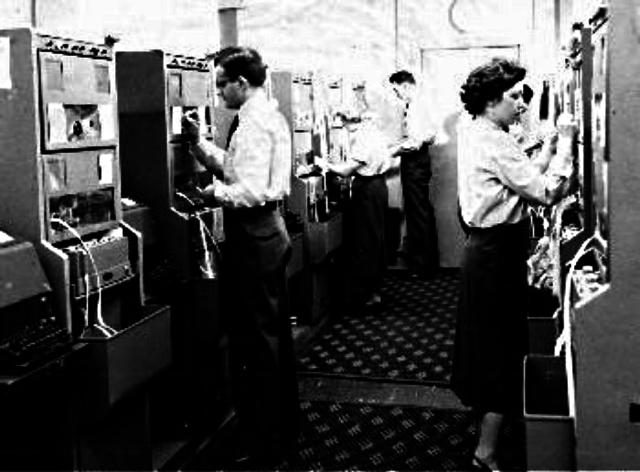 Establecimiento de la conexion ARPANET