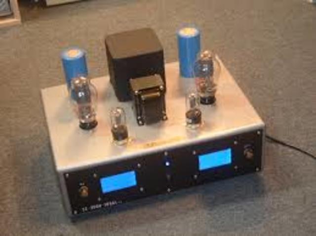 audion tubes