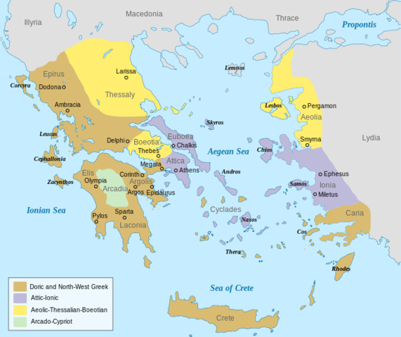 Period of Migrations 1100 BCE to 750 BCE