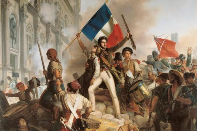Den Franske Revolisation