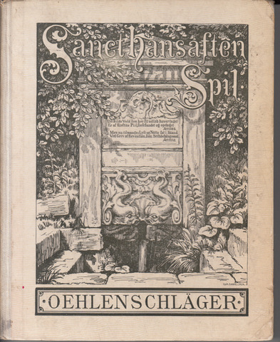 Sanct Hansaften-Spil