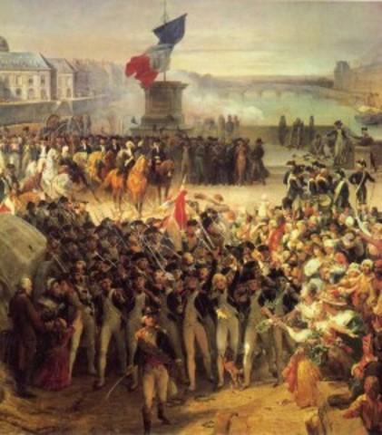 Oplysningstiden (og den fransk revoultion)