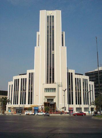 Edificio el Moro
