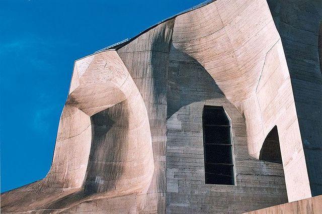 Edificio Goetheanum
