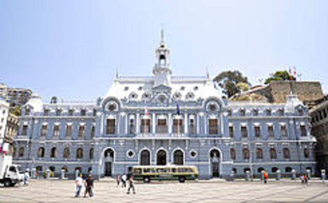 Edificio Armada de Chile