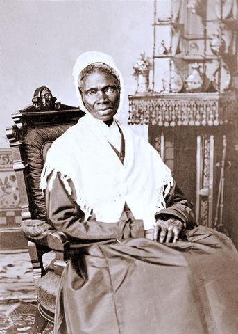 Sojourner Truth (1797 – November 26, 1883