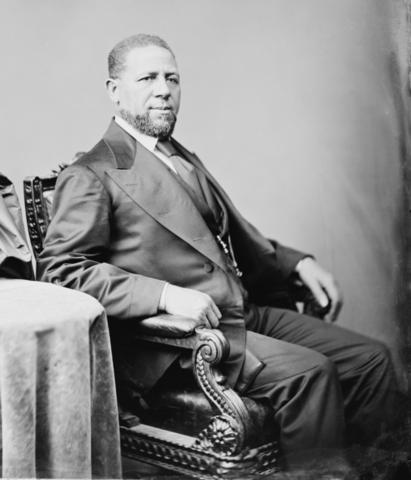 Hiram R. Revels (1827- 1901)