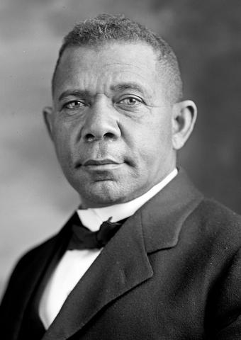 Booker T. Washington (1857-1915)