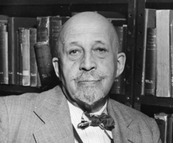 W. E. B. DuBois (1868-1963)