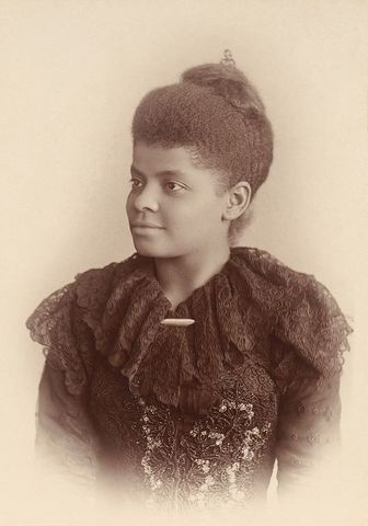 Ida B. Wells (1861- 1931)