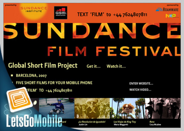 18 - sept 25 Submission Date for Sundance Film Festival