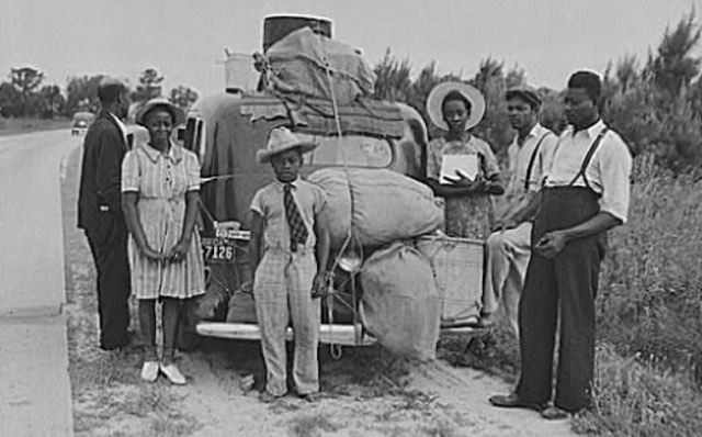 The Great Migration  (1910–1930)