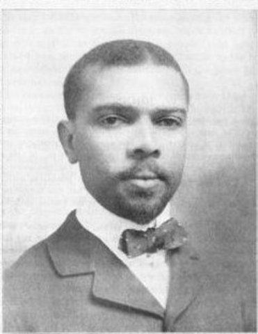 James Weldon Johnson (1871-1938)