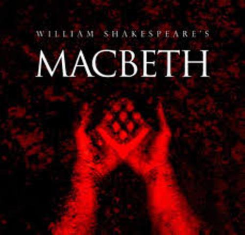 William Shakespeare writes Macbeth.