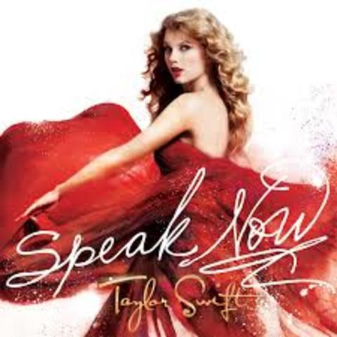 Speak Now Platinum Edition Delux Album