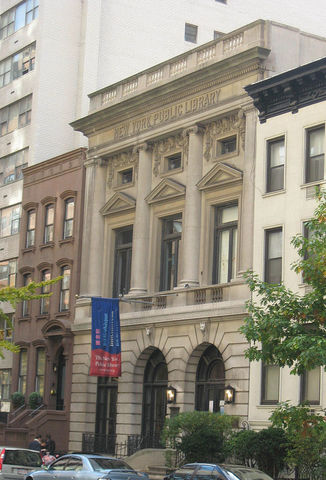 Biblioteca Pública de Nueva York, filial Yorkville