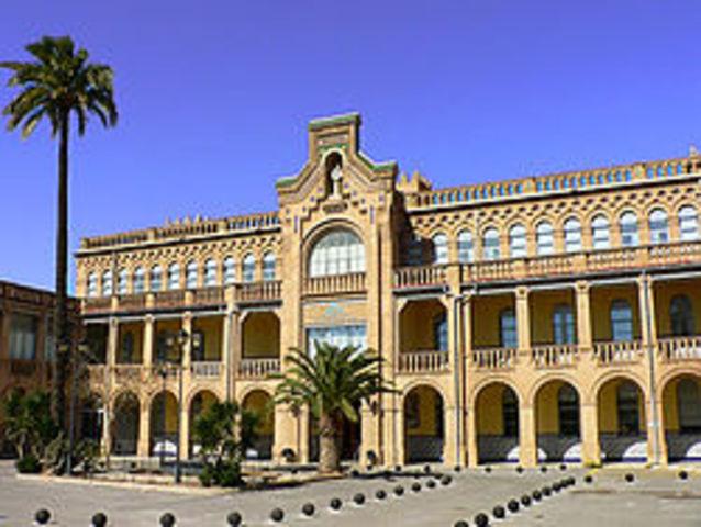 El Hospital asilo de San Juan de Dios