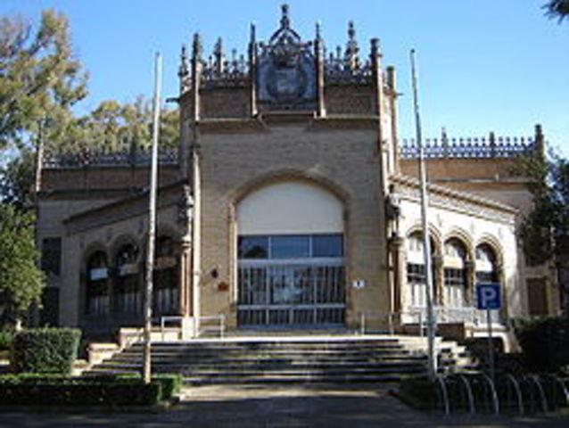 El Pabellon Real (Sevilla)