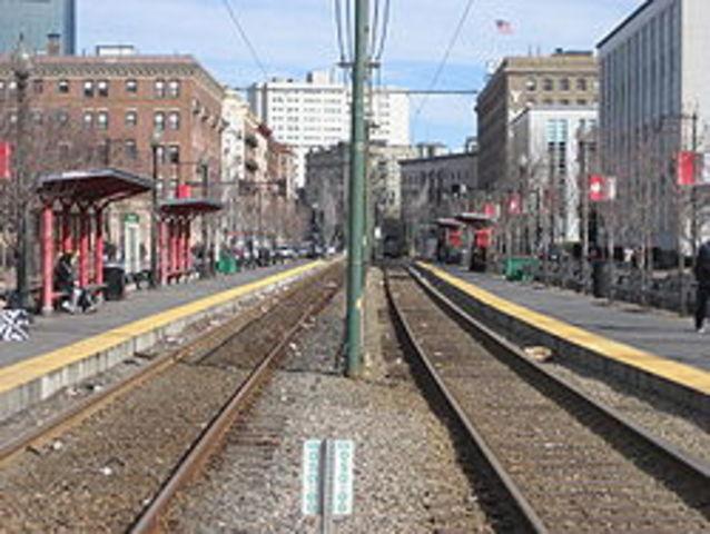 Universidad Northeastern (Metro de Boston)