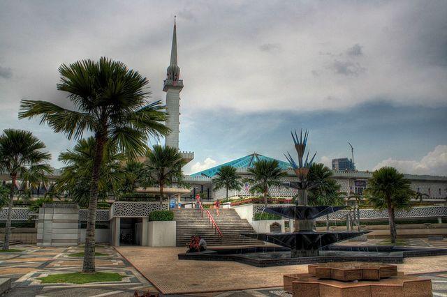 Mezquita Nacional de Malasia