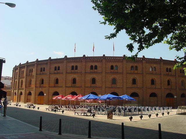 La Plaza de Toros de Valladolid