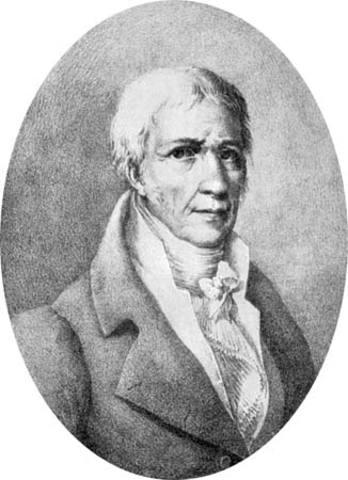 Jean-Baptiste Lamarck was born