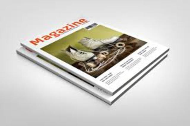 Magazine Editor