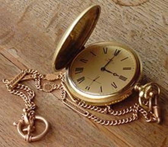 Invencion del reloj de bolsillo